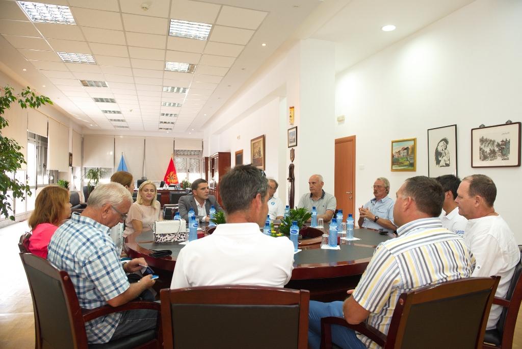 Delegacije kod predsjednika