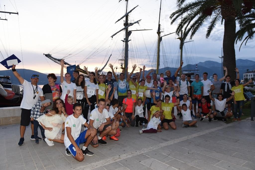 učesnici trke